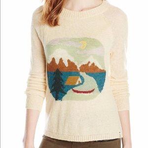 Woolrich Motif Mohair Sweater